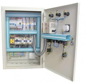 یک نمونه از تابلو برق