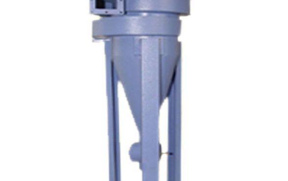 نمونه ای از دستگاههای سیکلون