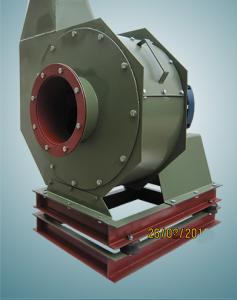 فن سانتریفیوژ فشار بالا یا هواکش سانتریفیوژ فشار بالا