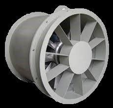 یکی از انواع هواکش های صنعتی