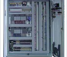 نمونه ای از یک تابلو برق صنعتی