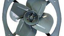 نمونه ای از یک اگزاست فن یکی از تجهیزات مهم سیستم تهویه مطبوع صنعتی