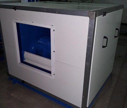یکی از مدلهای باکس فن